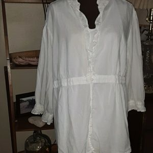 Sonoma Life & Style blouse SZ 3X